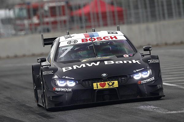 DTM Spengler lidera 1-2 da BMW em Norisring; Farfus abandona