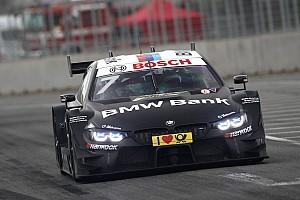 DTM Отчет о гонке Спенглер принес BMW первую победу в нынешнем сезоне DTM