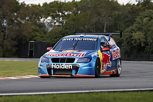 Supercars Breaking news Lowndes impressed with V6 Supercar engine