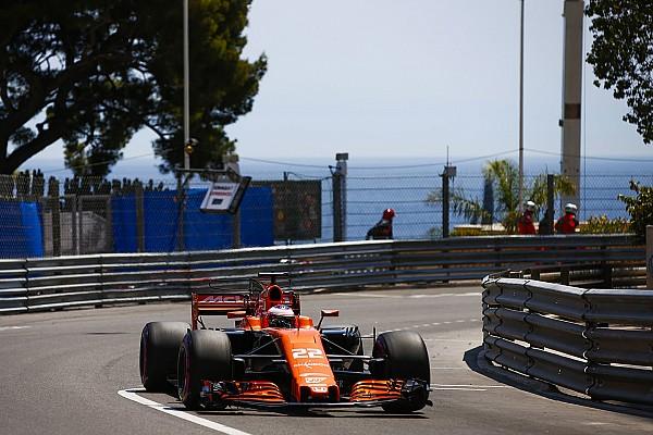 فورمولا 1 أخبار عاجلة باتون سيبدأ سباق موناكو من منطقة الصيانة