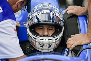 IndyCar Últimas notícias Kanaan se desculpa por