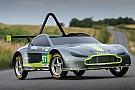 OTOMOBİL İşte Aston Martin'in motorsuz yarış aracı