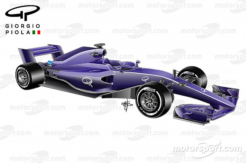 Video analysis: How different will F1 cars be in 2017