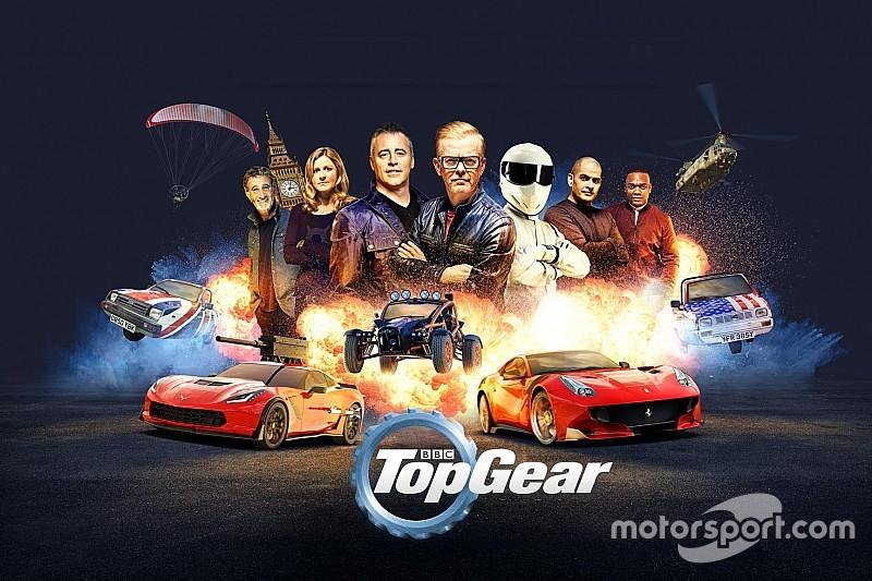 Kijkcijfers Top Gear zakken steeds verder in