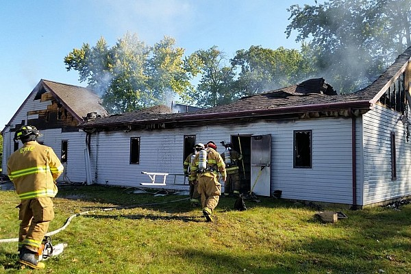 ARCA ARCA headquarters destroyed by fire
