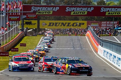 What 'second screen experience' means for the Bathurst 1000