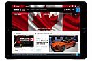 Motor1.com запускает Motor1.com – Канада