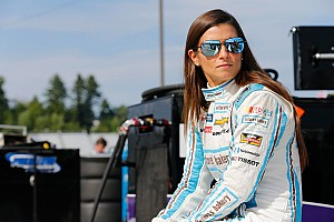 NASCAR Cup Interview Danica Patrick not happy running 20th: