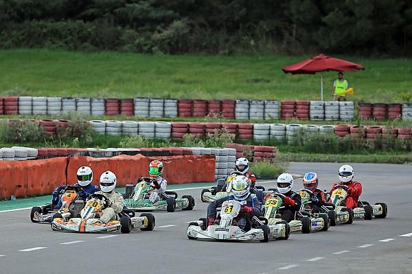 Karting'de final haftası