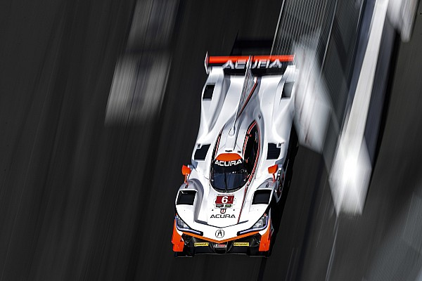 Long Beach IMSA: Montoya puts Acura Team Penske on pole