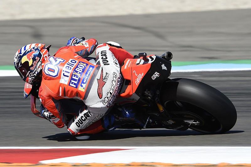 Manajemen ban kini jadi kelemahan Ducati