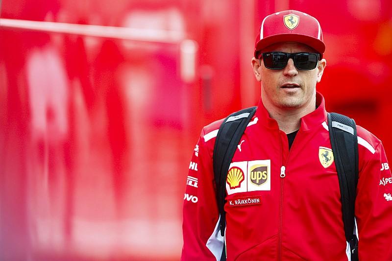 """Räikkönen: """"Úgyis azt írtok a mclarenes pletykákról, amit gondoltok"""""""