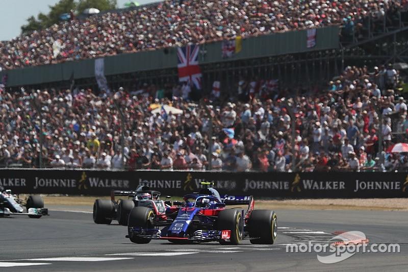 Toro Rosso: F1 calendar mustn't go below 20 races