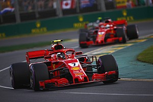 Formule 1 Actualités Ferrari n'a pas averti Räikkönen de la stratégie de Vettel