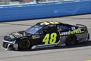 NASCAR Sprint Cup Noticias Lowe's terminará patrocinio de Jimmie Johnson tras 2018