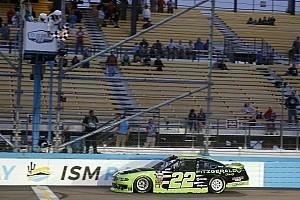 NASCAR XFINITY Crónica de Carrera Brad Keselowski gana en su debut en 2018 en Xfinity
