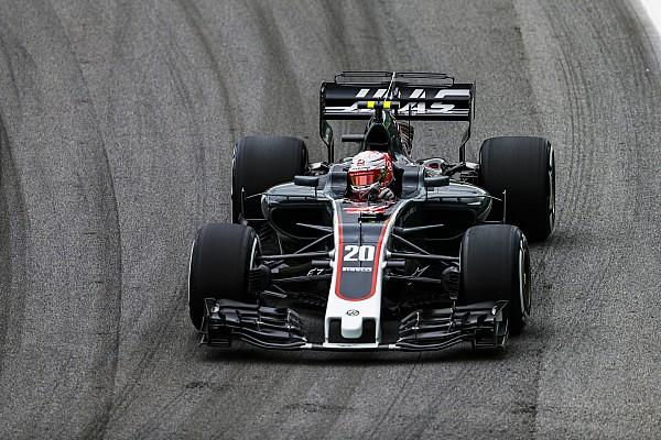 Magnussen admits Haas F1 car has been