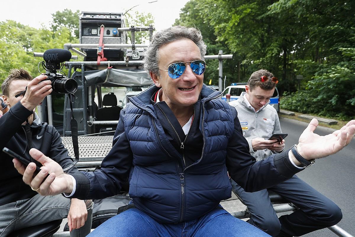 Por qué Alejandro Agag es el Elon Musk del deporte motor