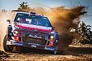 WRC Szörnyű baleset a Portugál Ralin