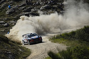 WRC Leg report Portugal WRC: Neuville stretches out lead to 40s