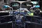 Formula 1 Mercedes: ecco il terzo elemento idraulico della sospensione anteriore