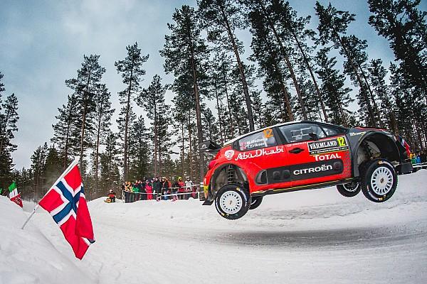 WRC Новость Остберг выступит за Citroen в Португалии и Италии