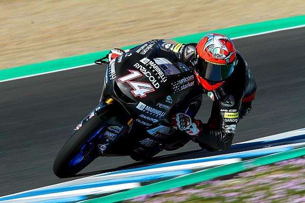 Moto3 Test Test Jerez, Giorno 3: fulmine Arbolino. Il nuovo record della pista è suo