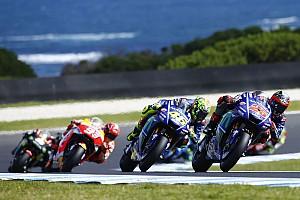 """MotoGP Noticias Viñales: """"El objetivo ahora es acabar el Mundial segundos"""""""