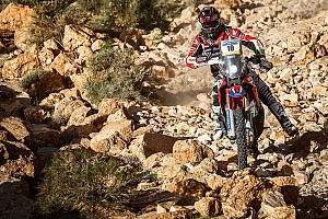 Cross-Country Rally Stage report Merzouga Rally: Barreda seals victory in marathon