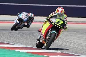 Moto2 Breaking news Cedera panggul, Aegerter absen di Jerez