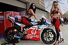 Grid girls colorem provas da Stock Car e da MotoGP
