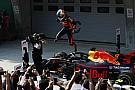 中国GP決勝:リカルド&レッドブル、幸運と決断力で今季勝利を掴む