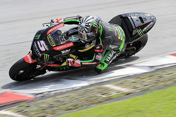 MotoGP Zarco, Tayland'da Yamaha'nın 2016 motosikletine dönecek