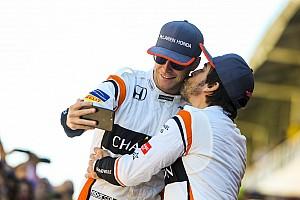 """Alonso: """"Hihetetlen, hogy mekkora volt a sebességkülönbség, aggódhat jövőre a Toro Rosso"""
