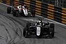 Formule 3: overig Eriksson wijst Ilott als schuldige aan van crash in Macau