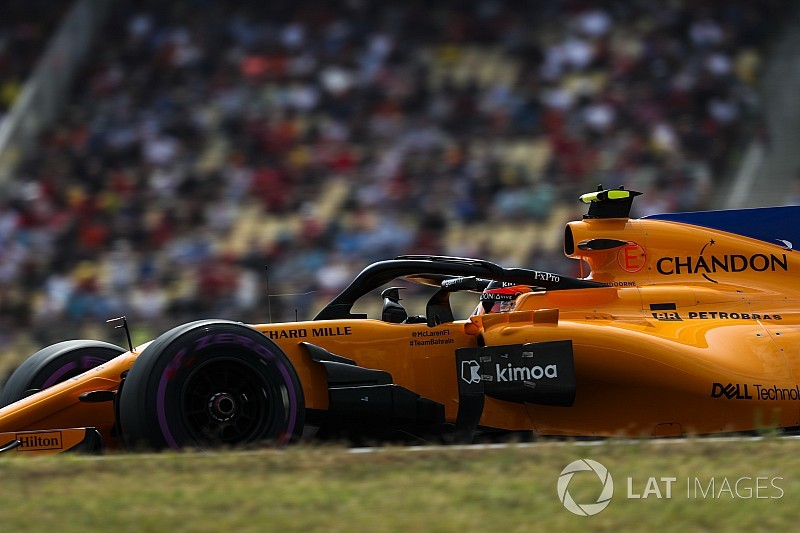 McLaren troca chassi de Vandoorne após falhas