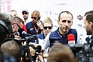 Formula 1 Robert Kubica answers your questions