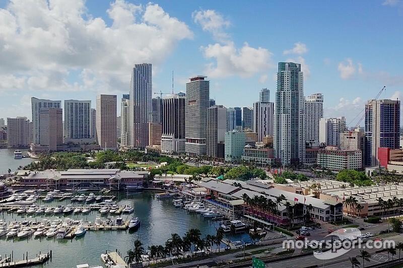 Miami vicina a firmare un contratto di 20 anni con Liberty Media per il GP di F1