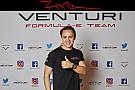 Масса подписал трехлетний контракт на выступления в Формуле Е