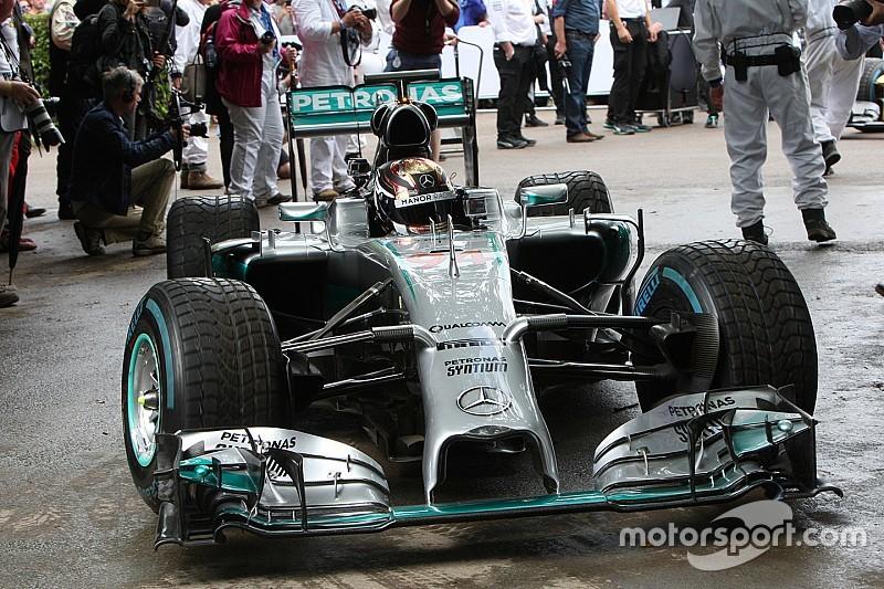 Mercedes запропонувала Верляйну місце третього пілота