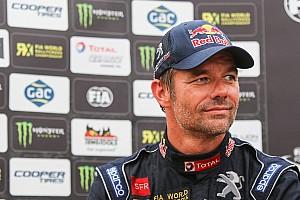WRX-Rückzug von Peugeot: Sebastien Loeb wurde kalt erwischt