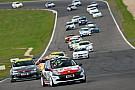 Видео: массовая авария на первом круге гонки Renault Clio Cup