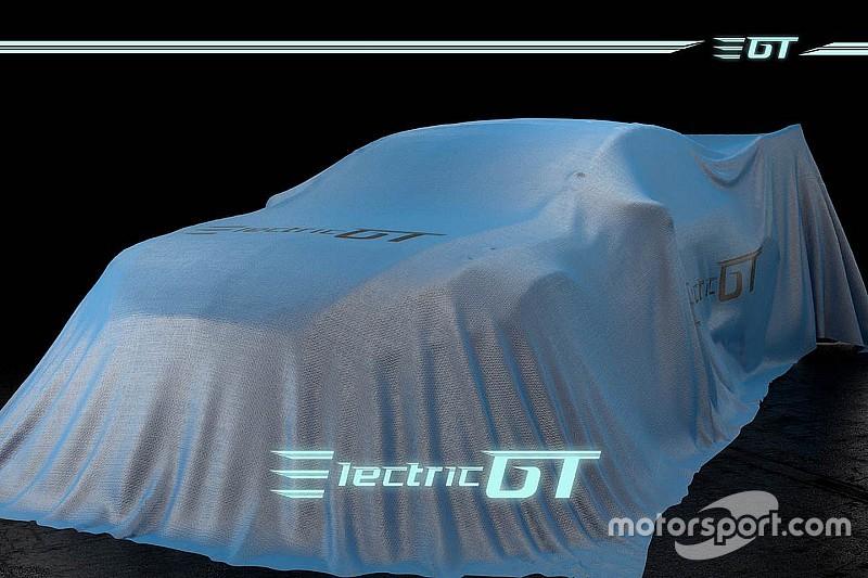 's Werelds eerste elektrische GT-klasse aangekondigd