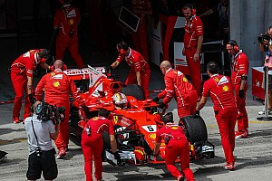 Fórmula 1 Noticias Los cambios de Ferrari serán en el control de calidad del equipo