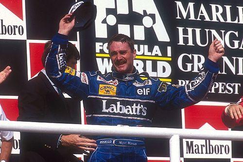 """Nigel Mansell dice que Hamilton """"puede ganar ocho títulos"""""""