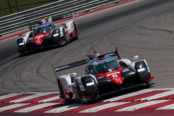 WEC Son dakika Toyota'nın şampiyonluk umutları Austin'deki yenilgiyle azaldı