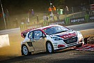 France WRX: Loeb heads points leader Kristoffersson on Saturday