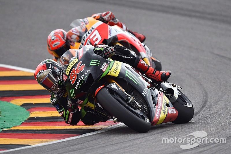 Положение в зачете MotoGP после Гран При Германии