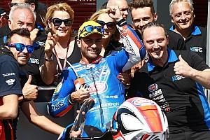 Moto2 Reporte de la carrera Moto2: Pasini vuelve a ganar ocho años después