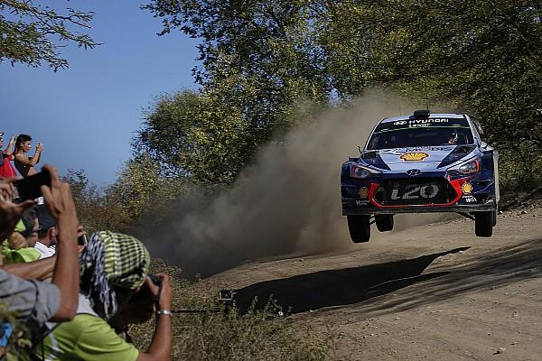 WRC: Neuville 7 tizeddel győzte le Evanst Argentínában!